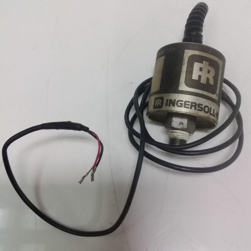 INGERSOLL RAND 0-50PSIG 24VDC 4-20mA PRESSURE TRANSMITTER 1X12829