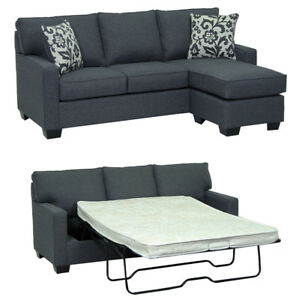REX SECTIONAL SOFABED - $1399 NO TAX - FREE LOCAL DELIVERY