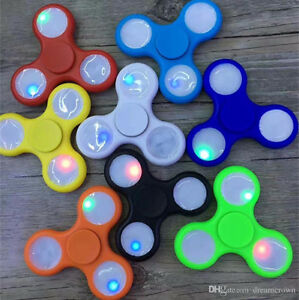 Fidget Spinner EDC Stress Relief Focus Hand Finger Toy For Kids