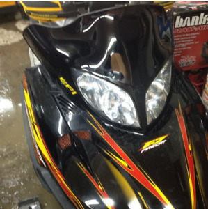 Trade or selling my 2003 Arctic Cat F7