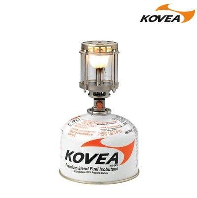 Outdoor Gas Lantern - [KOVEA] New Kovea Premium Titan Gas Lantern KL-K805 Ultralight Titanium Outdoor