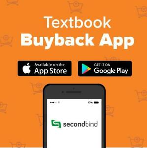 #1 Textbook Buyback app. Download and sell books now!