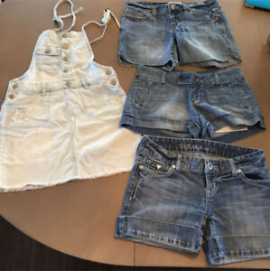 $8 for all 4 items - Women's Size 0 / 26 / 1/2