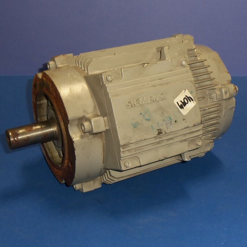 SIEMENS ELECTRIC MOTOR 1PP7106-2AA12-ZN20