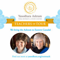 Yasodhara Ashram Weekend Yoga Retreat