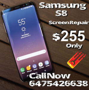 Samsung Galaxy S4, S5, S6, S7, S8 Note 3, 4, 5,8 Screen Repairs