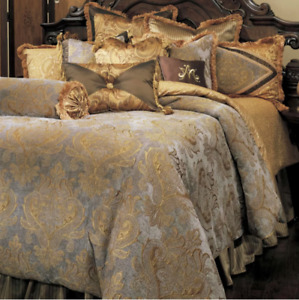 Michael Amini Elizabeth Comforter Set: The Very Best Bedding