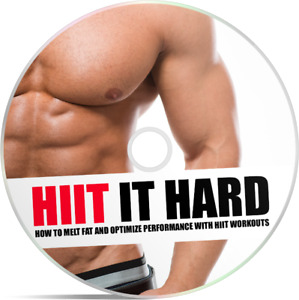 HIIT It Hard - Burning Fat, Building Muscle,  Getting In Shape