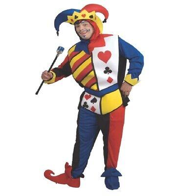 Joker - Playing Card Costume - - Playing Card Joker Kostüme