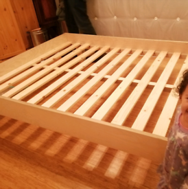 Bee9 Design double bed frame