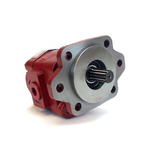 P20 Hydraulic Gear Pump MK20B17DOX, 17, 15, 13 and 8 GAL