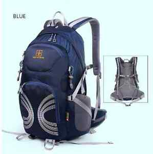 40L Hiking backpack Navy blue