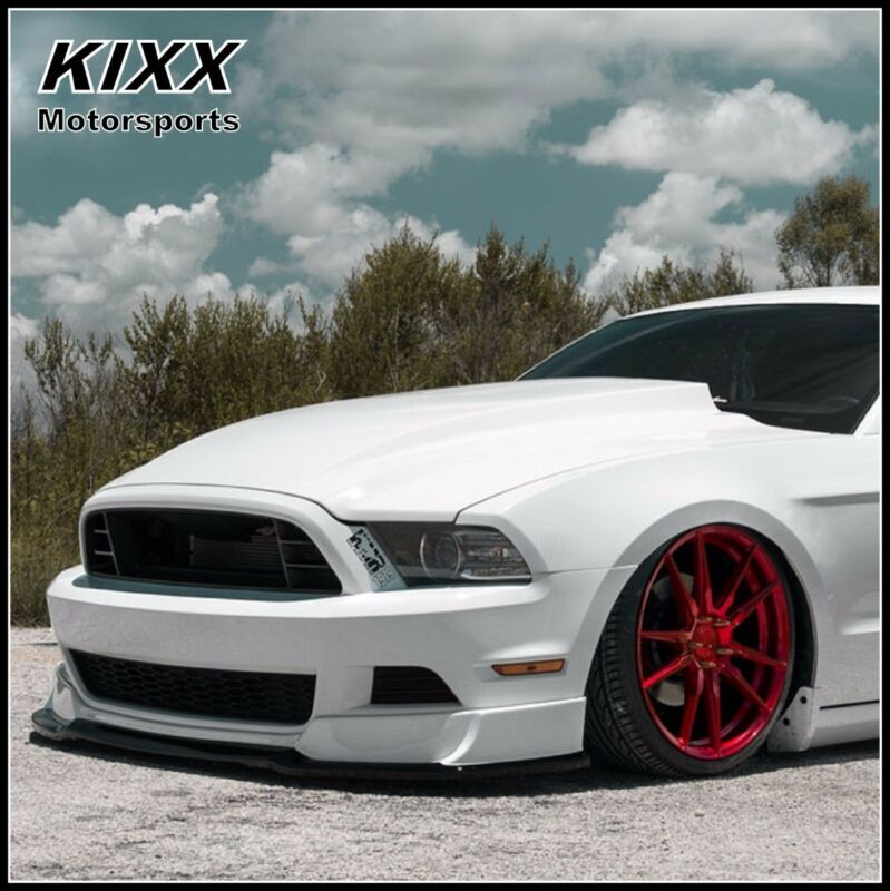 """20"""" Rohana Rf2 20x10 20x11 Red Forged Concave Wheels For Ford Mustang Gt"""