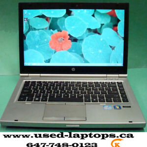 hp elitebook 8460p(i5 2nd/4G/250G/Webcam)$199 for pcik up!