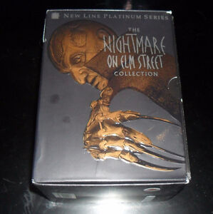 DVD A Nightmare On Elm Street Collection - Box Set