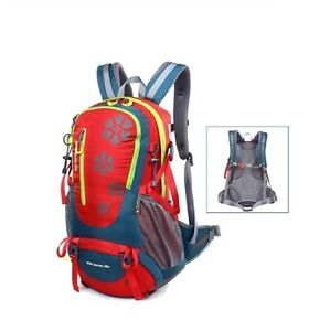 New 38L Backpack  Cycling School Hiking Travel Camping  Bag