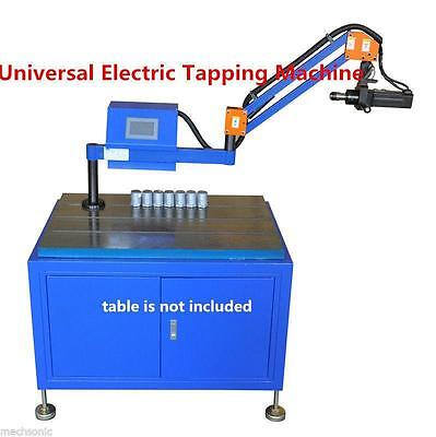 220v Universal Flexible Arm Electric Tapping Machine 360 Angle Tapping M3-m12