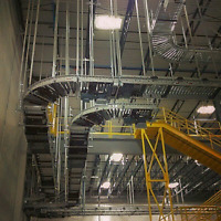 Conveyor Installation - Mezzanine - Custom Welding - Repairs