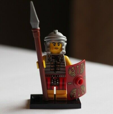 Lego CMF Collectible Minifigure Series 6 - Roman Soldier minifig - EUC HTF