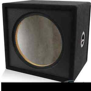 BRAND NEW SUBWOOFER ENCLOSURE - 12 inch PORTED BOX