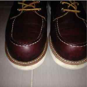 Red Wing Boots - Briar Oil Moctoe 8138 - Lightly Used Edmonton Edmonton Area image 1