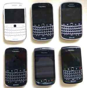 Unlocked Blackberry Bold, Torch, Excellent Condition - New Stock
