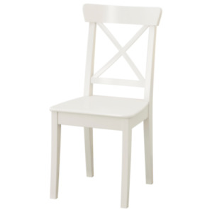 Selling INGOLF Chair White - IKEA