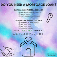 1ST PRIVATE . 2ND MORTGAGE & THIRD MORTGAGE SAMEDAY APPROVAL