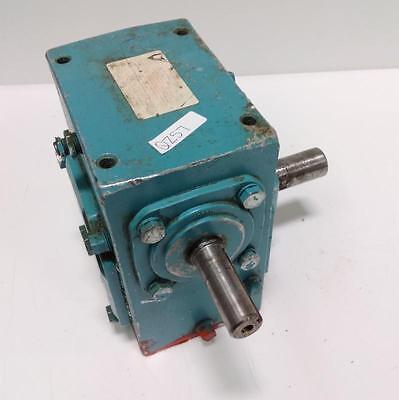 Dresser Electra Motors Gear Reducer 217al