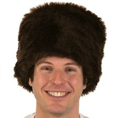 Jacobson Russian Cossack Hat Wizard of Oz Faux Fur Costume Accessory](Russian Cossack Costume)