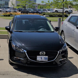 Mazda 3 GT Lease Takeover - 17,500km, Turbo, Leather, W. Tires