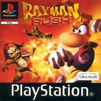 Rayman Rush (PS1 tweedehands game)
