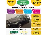 2015 BLACK BMW 116D 1.5 EFD PLUS DIESEL MANUAL 5DR HATCH CAR FINANCE FR 41 PW