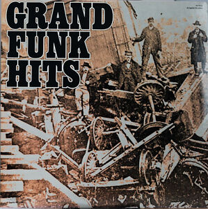 Grand Funk LP Vinyl Near-Mint
