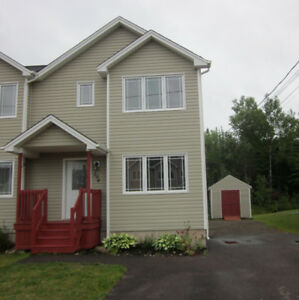 Moncton North 3-4 bdrm, 2.5 bath semi: very nice, move-in ready