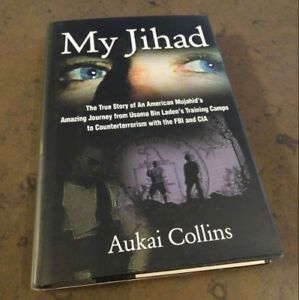 My Jihad by Aukai Collins (Hardcover Book)