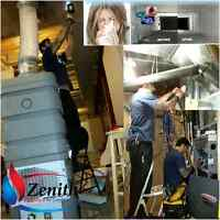Air Duct Cleaning / Furnace or Air Conditioner Maintenance