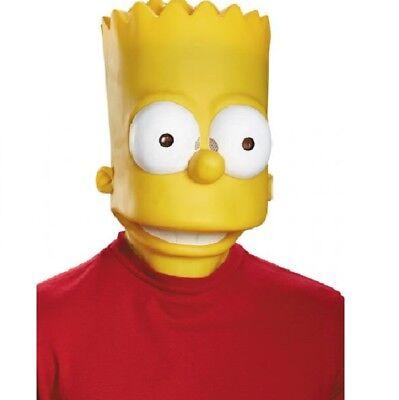 Bart Mask (Bart Simpson Adult Mask)