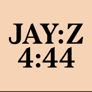 JAY-Z 4:44 TOUR CONCERT - TWO FRONT ROW TICKETS