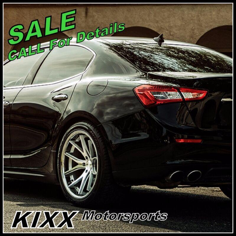 20 Ferrada Fr2 20x9/10.5 Silver Concave Wheels Mercedes W222 S550 S400 S63 S65