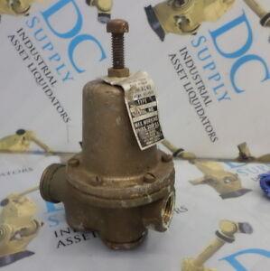 cash acme eb 23 u piston type pressure regulating valve. Black Bedroom Furniture Sets. Home Design Ideas