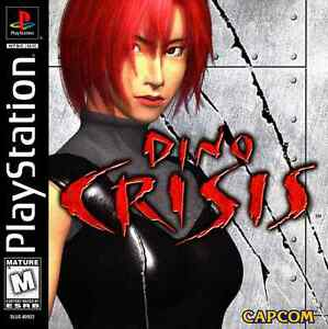 DINO CRISIS FOR PLAYSTATION 1 London Ontario image 1