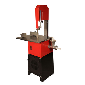 NEW PRO SERIES 10 IN 3.4 HP MEAT SAW & GRINDER RQD250