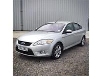 10 60 Ford Mondeo 1.8 TDCi Sport Silver