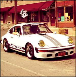 Looking for a Porsche 911... will pay finders fee