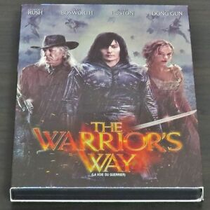 The Warrior's Way (DVD, 2011, Canadian)