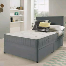 Divan Small Double Bed