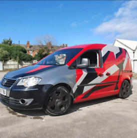 2005 vw caddy 2.0 TDI conversion 140bhp