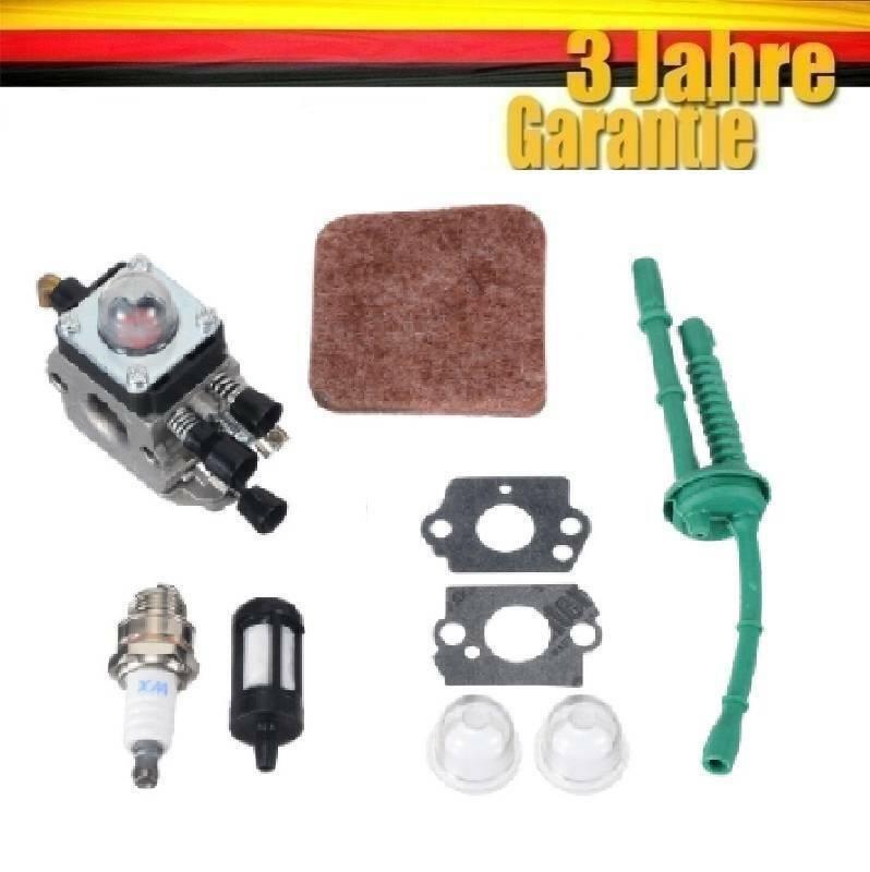 Luftfilter Zündkerze Kit für Stihl FS75 FS80 KM85 FS85 HS75 HS80 HS85 Vergaser!