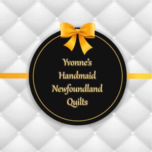 Beautiful New 100% CottonQueen size  Handmade Quilt